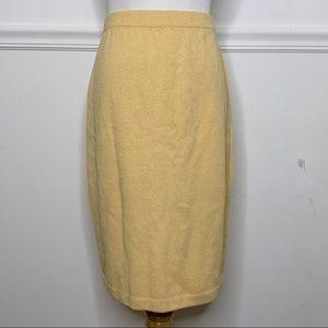 St. John By Marie Gray Santana Knit Skirt Pencil 4